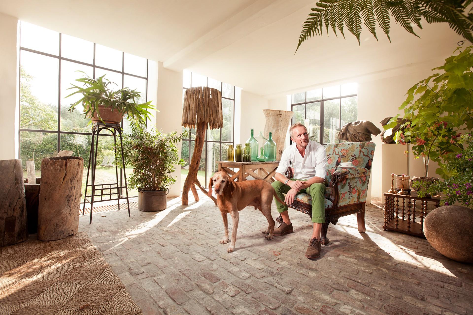 AVANTGAND - Zoob: Johan Gryp <br /> florist