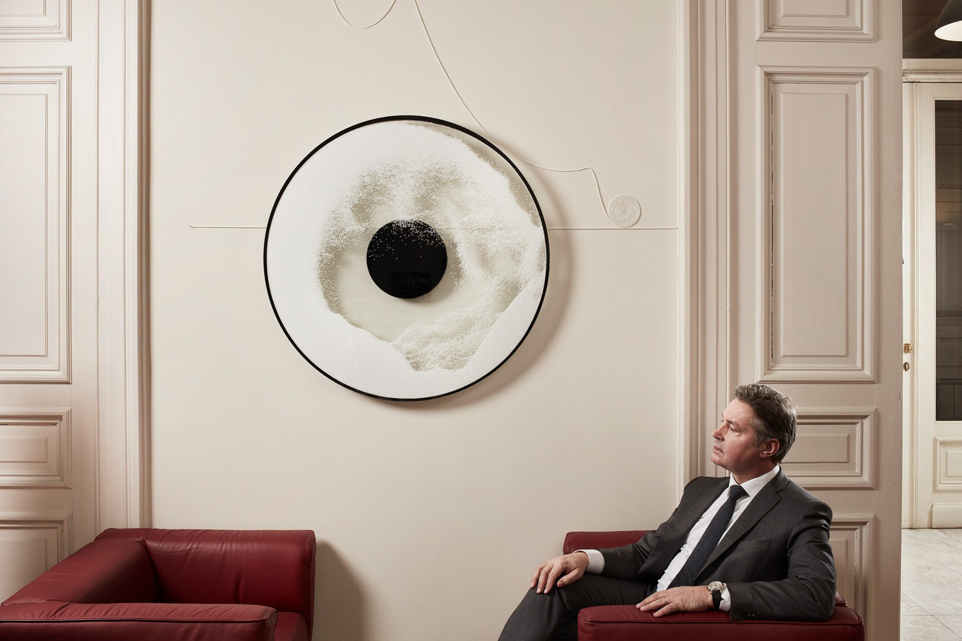 AVANTGAND - Zoob: Frank Schelstraete <br /> interactive installation by Honoré d'O