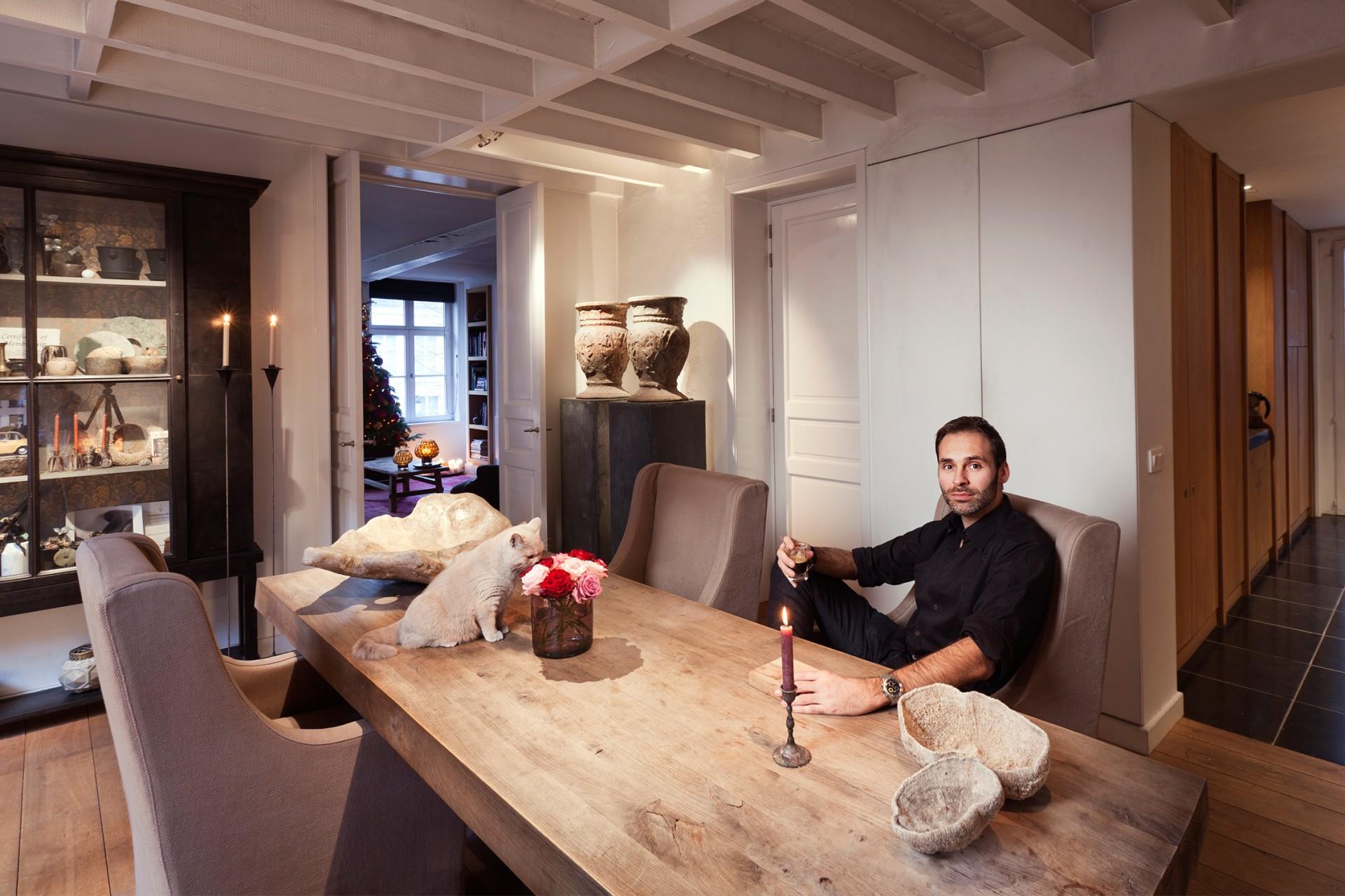 AVANTGAND - Zoob: Frederik Van Pamel <br/> florist, decorator