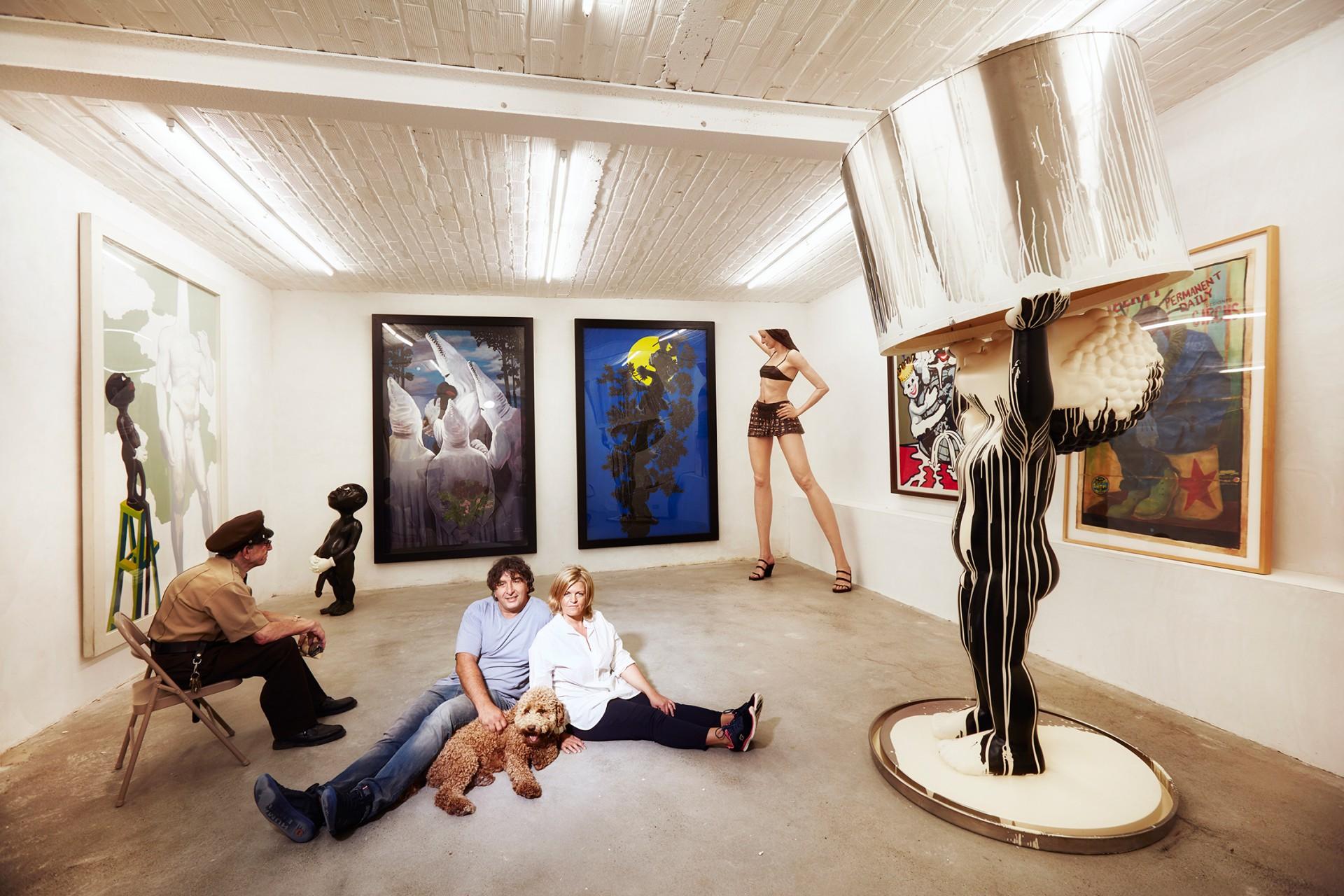 AVANTGAND - Zoob: Alain Verleysen, Hilde & Samo <br /> by Michael ...