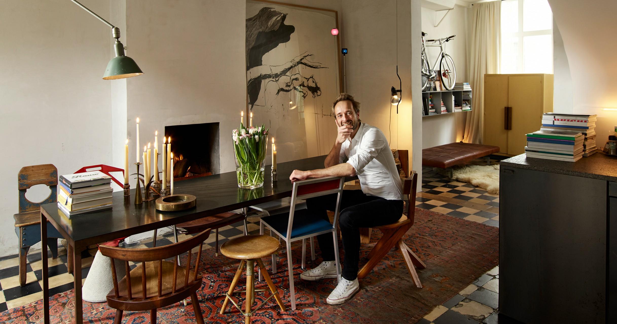 AVANTGAND - Zoob: Frederik Hooft <br /> interior designer