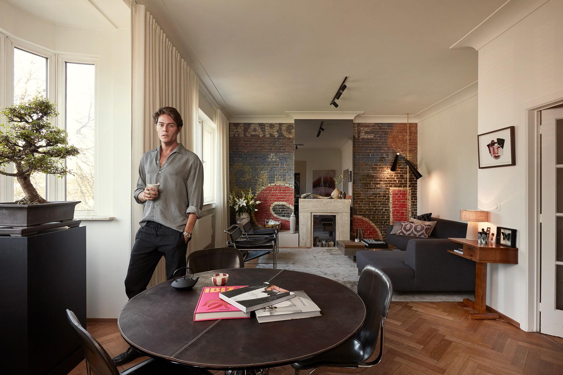 AVANTGAND - Zoob: César Casier <br/> model
