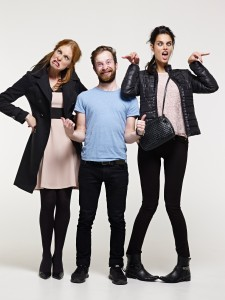 AVANTGAND - Zoob: having fun while shooting Camille and Ellen